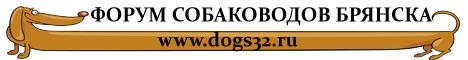 Форум собаководов Брянска